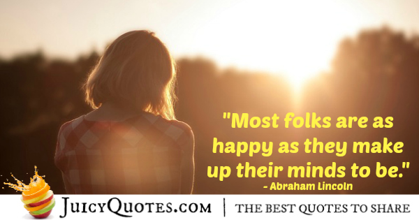 Quote About Being Happy - 7