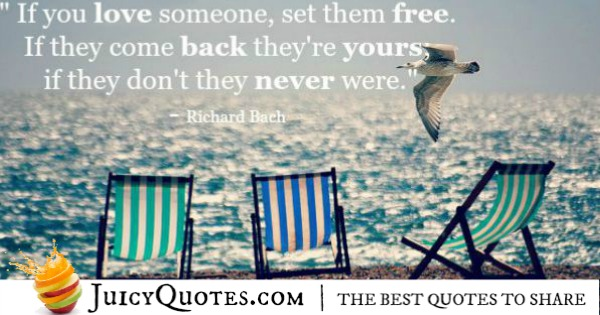 Quotes About Relationships - Richard Bach