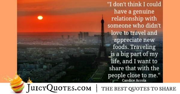 Quotes About Relationships Candice Accola With Picture