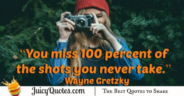 Quote About Change - Wayne Gretzky