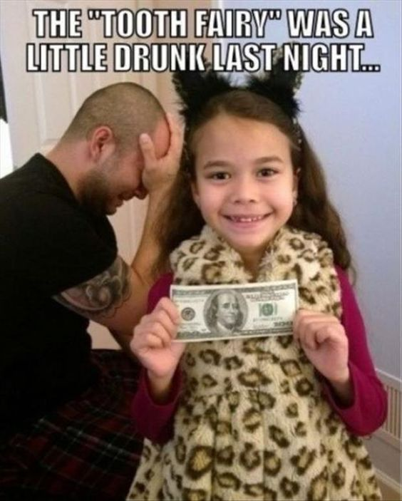 tooth fairy problem