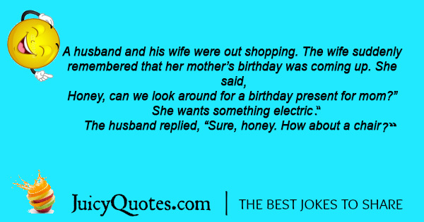 Funny Birthday Joke - 8