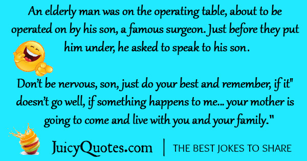 Funny Doctor Jokes -4