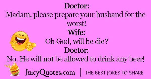 Funny Doctor Jokes -9