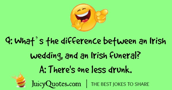Funny Irish Joke - 11