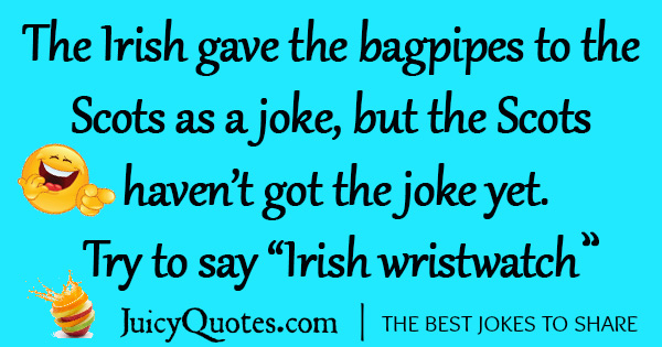 Funny Irish Jokes -12
