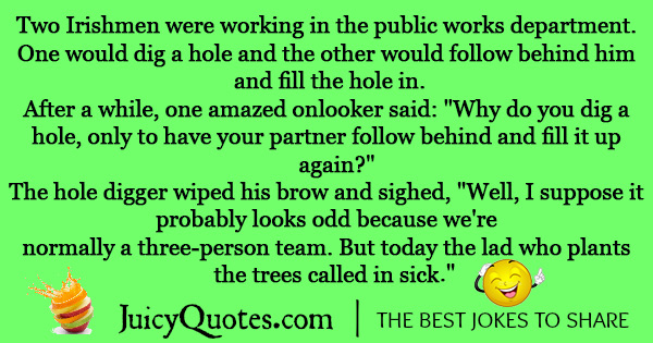 Funny Irish Jokes -5