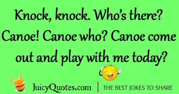 Funny Knock Knock Jokes -15