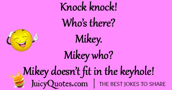 Funny Knock Knock Jokes -19