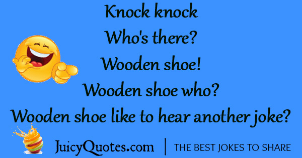 Funny Knock Knock Jokes -29