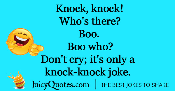 Funny Knock Knock Jokes -3