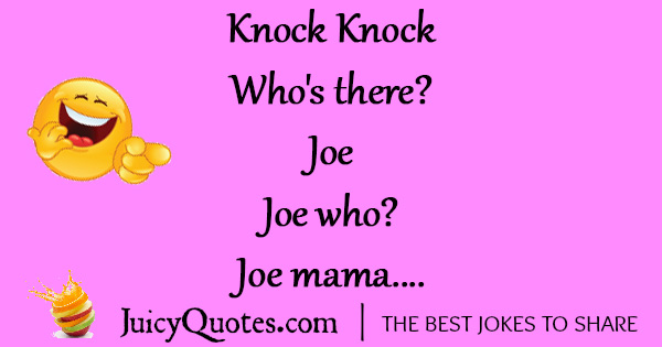 Funny Knock Knock Jokes -32