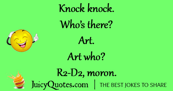 Funny Knock Knock Jokes -37