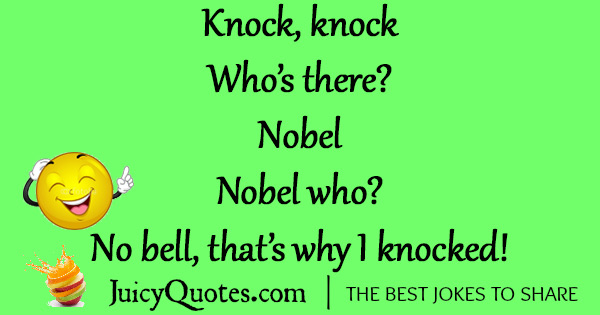 10 Very Funny Knock-Knock Jokes