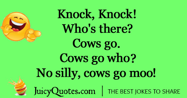 Funny Knock Knock Jokes - Knock Knock Who Is There Jokes