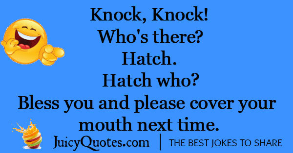 Funny Knock Knock Jokes -7