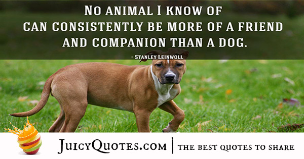 Quotes About Dogs - 12