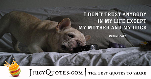 Quotes About Dogs - 13