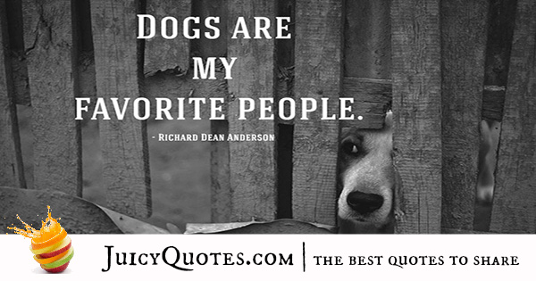 Quotes About Dogs - 23