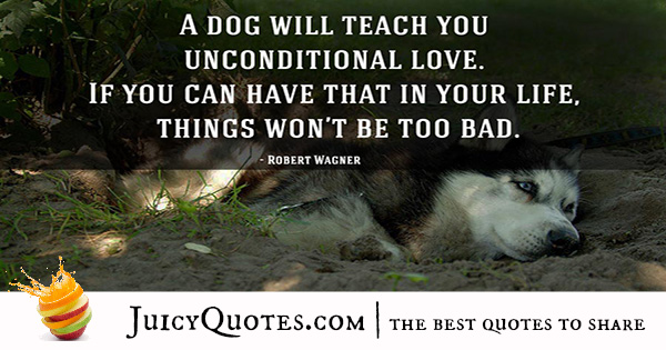 Quotes About Dogs - 28