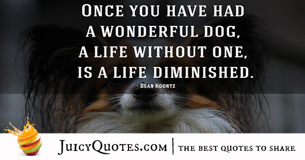 Quotes About Dogs - 29