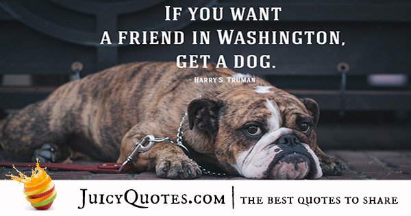 Quotes About Dogs - 30