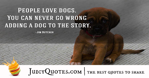Quotes About Dogs - 32