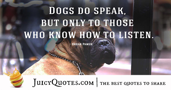 Quotes About Dogs - 33