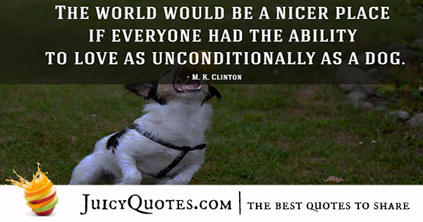 Quotes About Dogs - 8