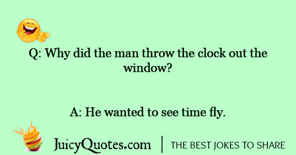 Funny Clock Jokes And Puns Will Make You Laugh