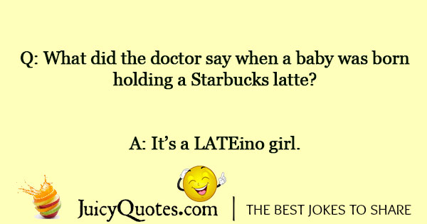 Coffee Joke - 3