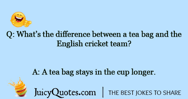 Cricket Joke - 10