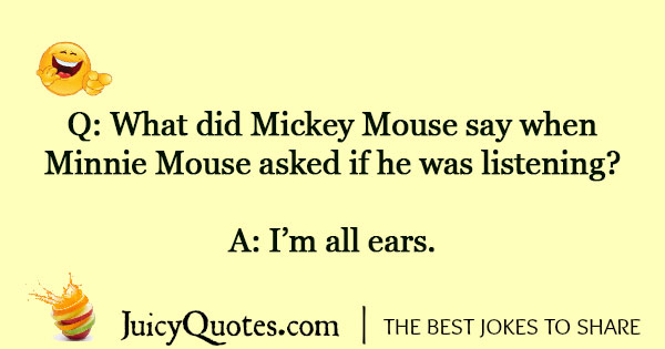 Funny Disney Jokes And Puns Will Make You Laugh Page 2