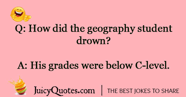 Geography Joke - 4