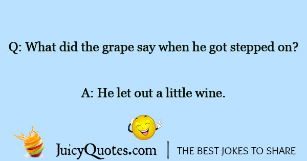 Grape Joke - 1