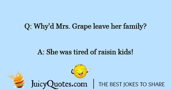 Grape Joke - 2