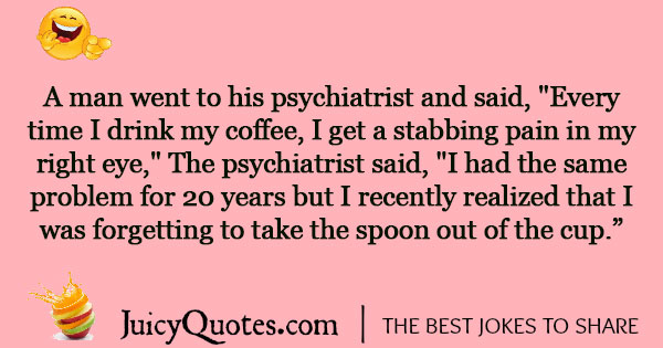 Psychiatry Joke - 5