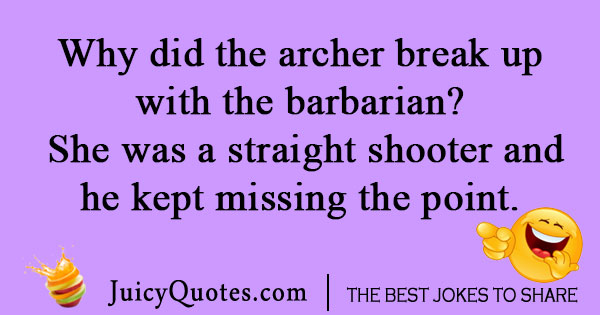 Archer and Barbarian Clash of Clans joke
