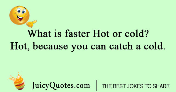 Via 9gag Hot And Cold One Liner Joke Hot And Cold One Liner Joke with Picture