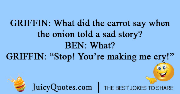 Carrot and Onion Joke