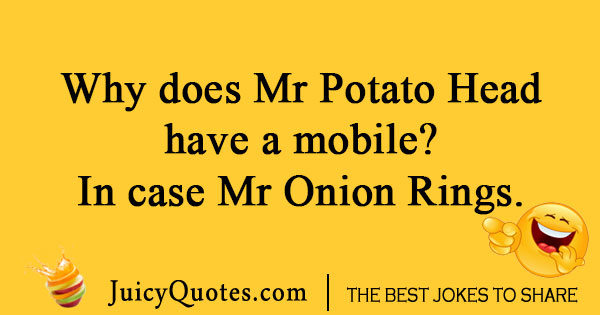 Onion Ring Joke