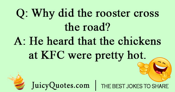 Kfc Jokes: Corny Fast Food Jokes