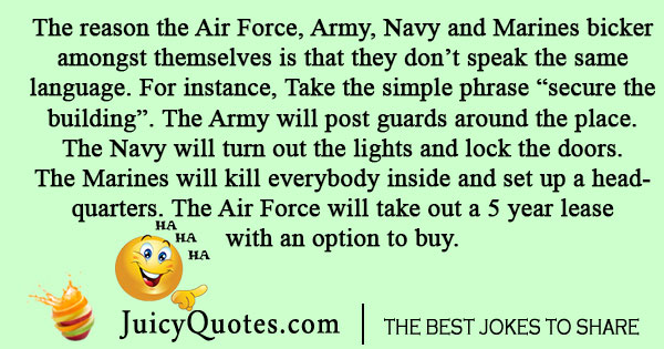Funny Navy Jokes and Puns | Will make you laugh! - Page 2