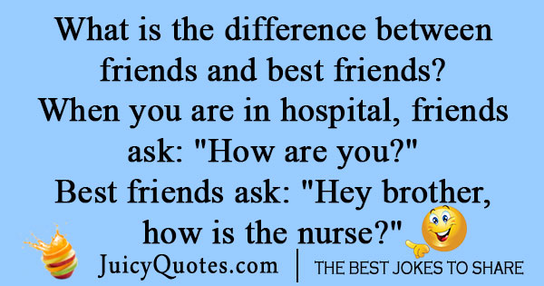 Silly Nurse Joke