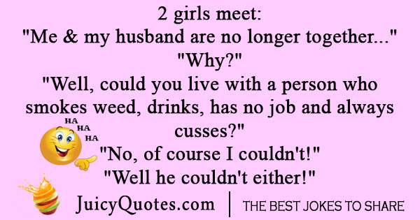Funny Divorce Jokes