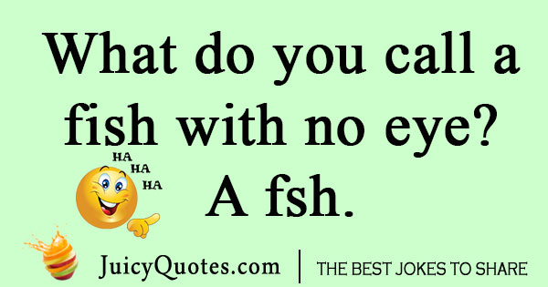 What do you call fish joke