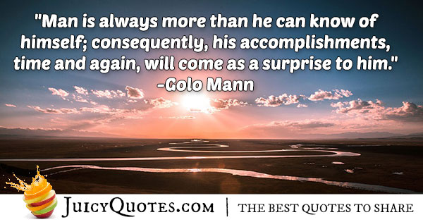 Quote About Accomplishments