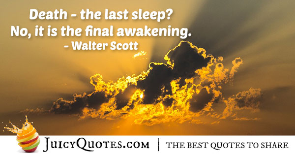 Awakening Afterlife Quote
