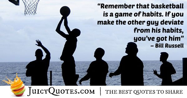 Basketball Game Quote