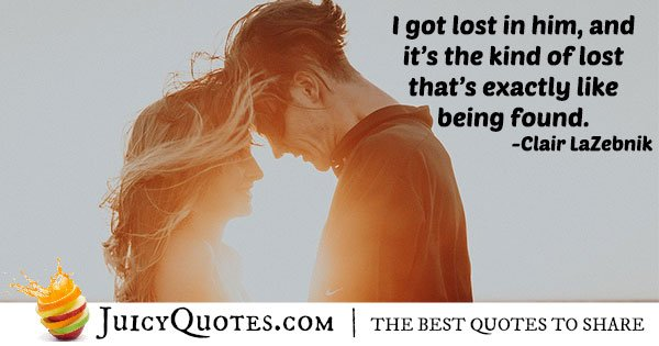 Finding The Right Boyfriend Quote